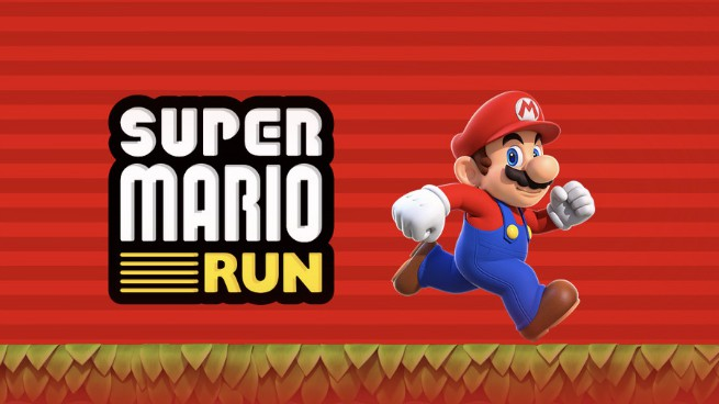 Super Mario Run for iPhone & iPad
