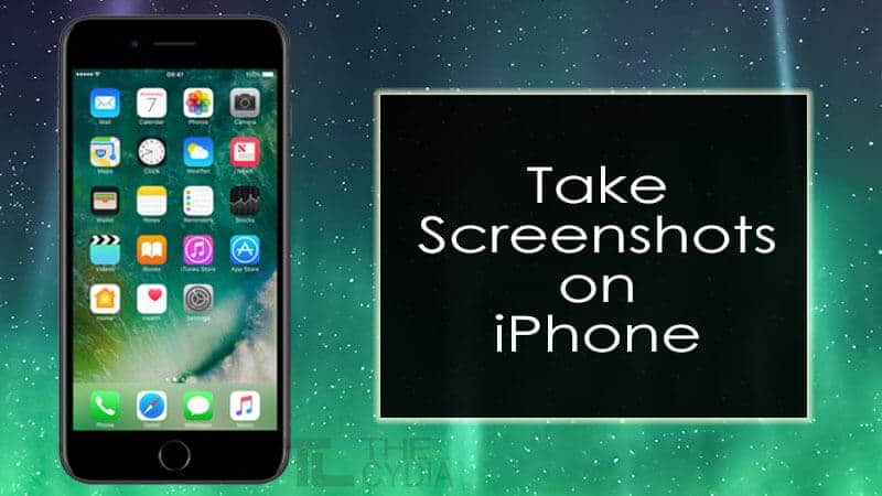 Take a Screenshot on iPhone, iPad and iPod Touch