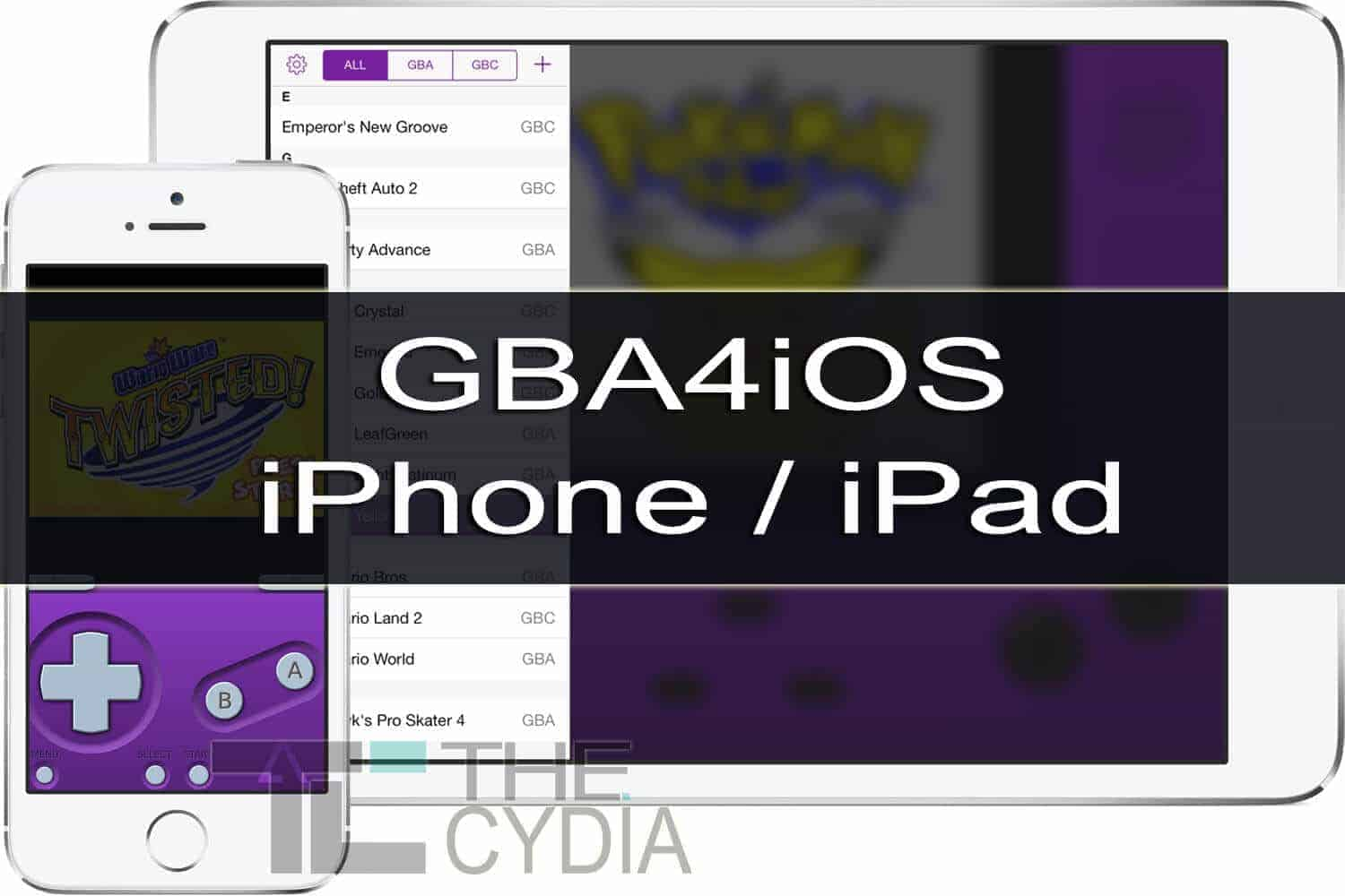 Install GBA4iOS on iPhone/ iPad iOS 10 Without Jailbreak