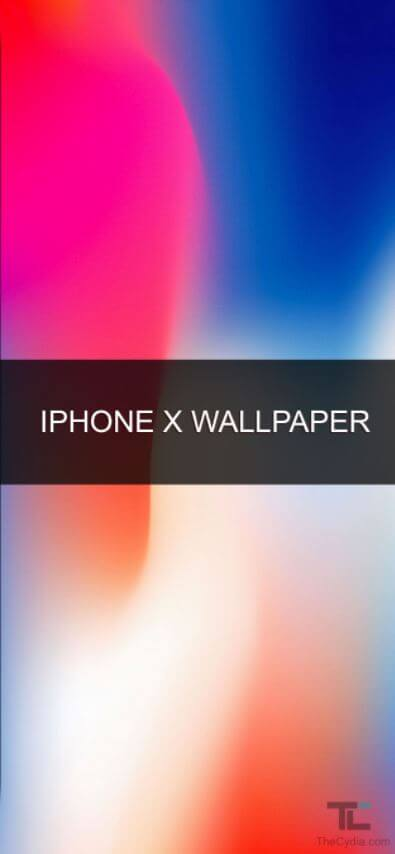 iPhone X Stock Wallpapers