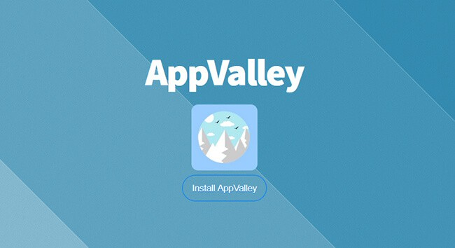 Download AppValley iOS 11