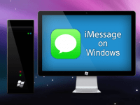 How to Get iMessage on Windows PC [3 Methods]