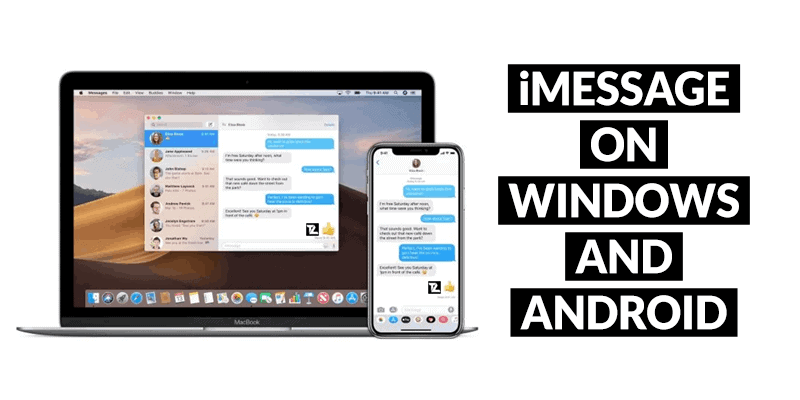 How to use iMessage on Windows and Android