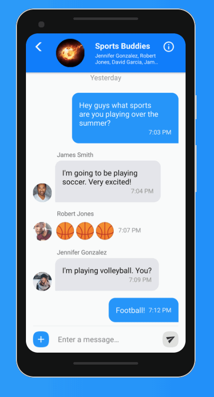 weMessage - iMessage For Android