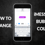 How to Change iMessage Bubble Color