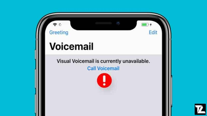 Visual Voicemail is Currently Unavailable Error on iPhone (iOS)